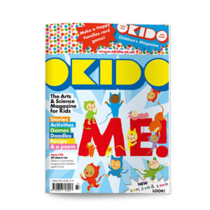 OKIDO children's science magazine issue 33 Me