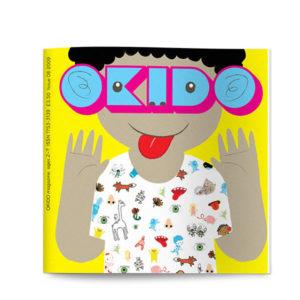 OKIDO science children's magazine issue 8 senses