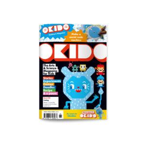 OKIDO Magazine Subscription Coding Cover