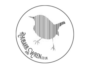 rhubarb and wren logo