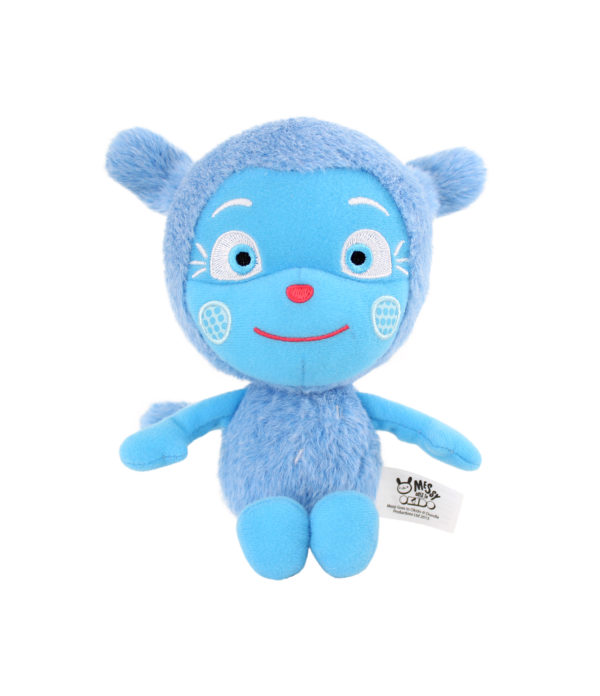 OKIDO children's small soft talking messy toy