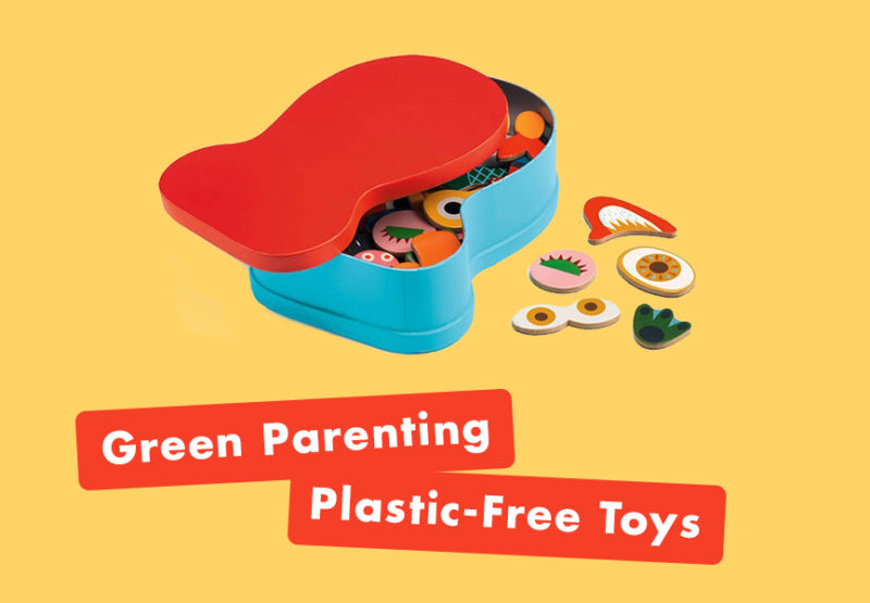 Green Parenting - Plastic Free Toys
