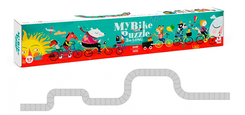 Londji my bicycle puzzle