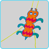 OKIDO British Science Week Cut Out Crawly Activity