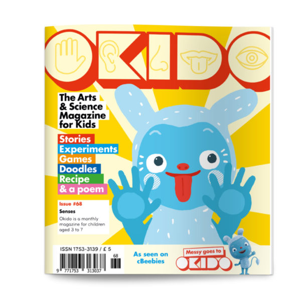 OKIDO issue 68 cover