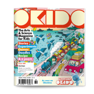 OKIDO issue 69 cover