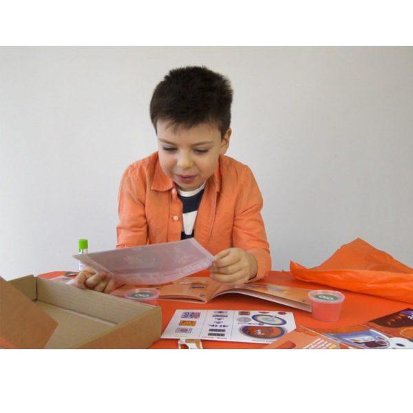 OKIDO OjO Mars Mission Kit Child Playing