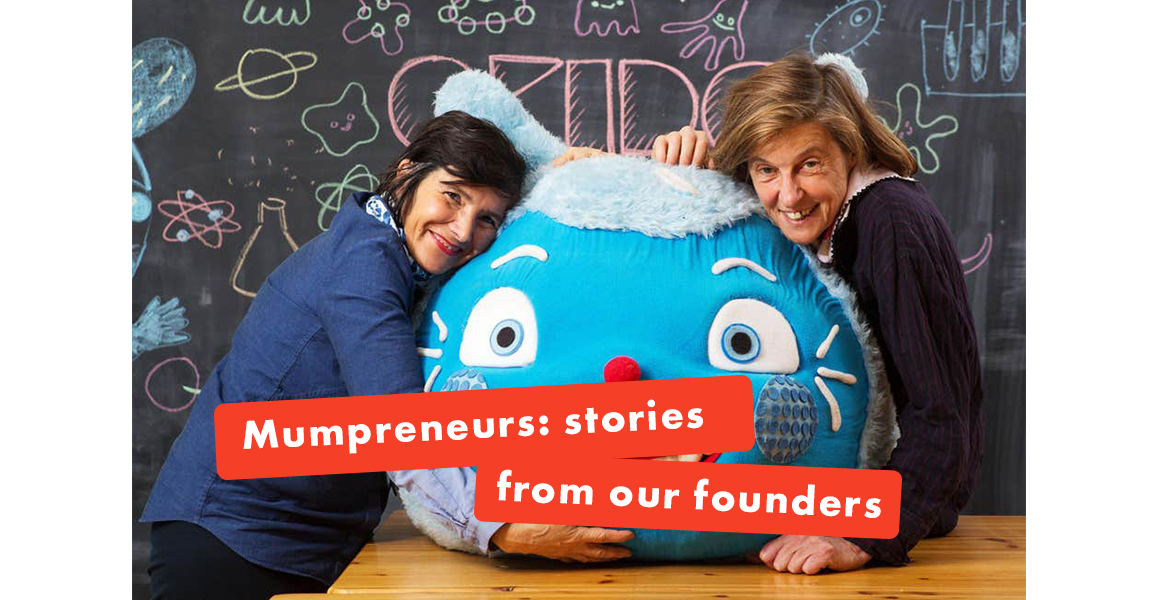 Mumpreneurs: Success Stories from Our Friends & Founders - Okido