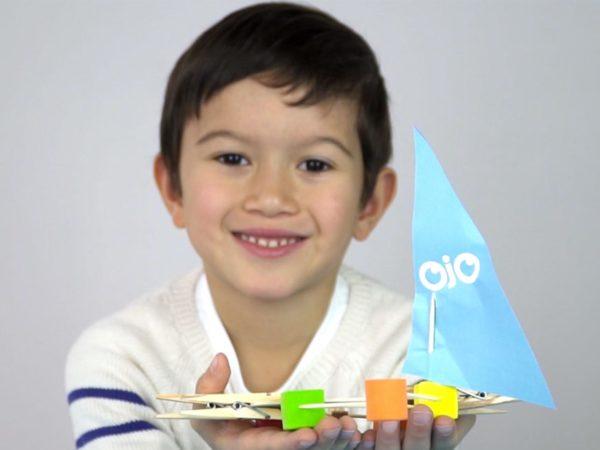 OKIDO OjO Raft Kit Complete