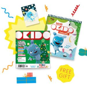 OKIDO Christmas Subscription Bundle
