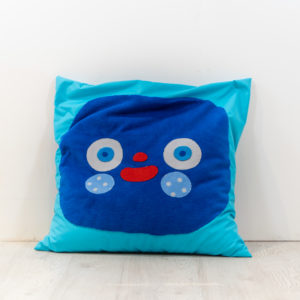 OKIDO Messy Monster Cushion