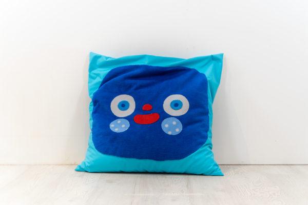 OKIDO Messy Monster Cushion