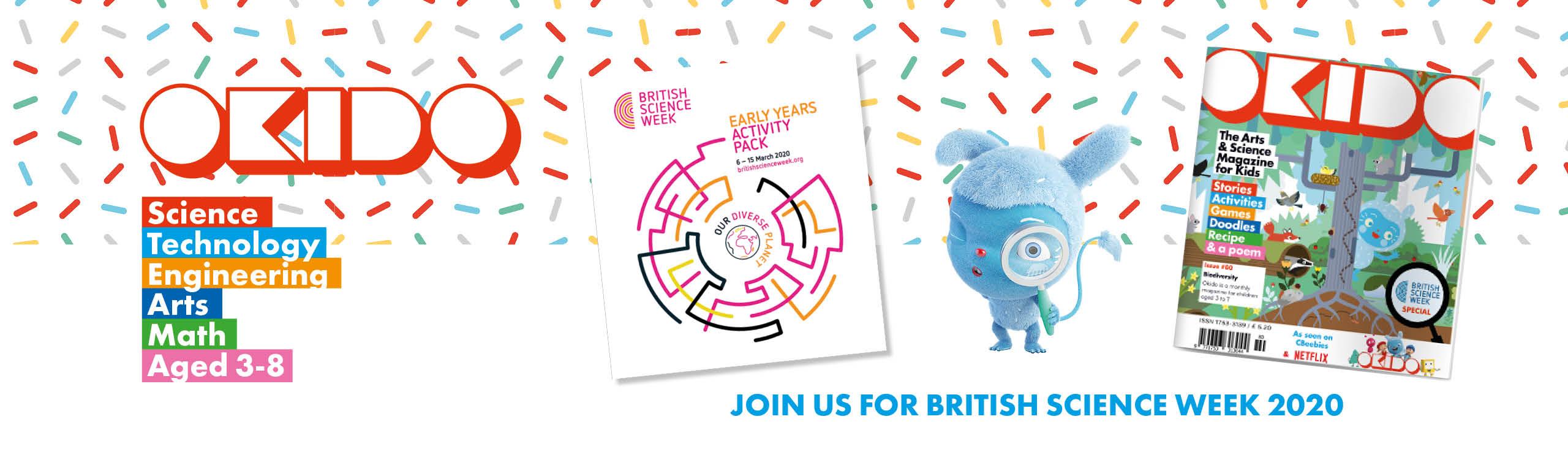 British Science Week Video Playlist