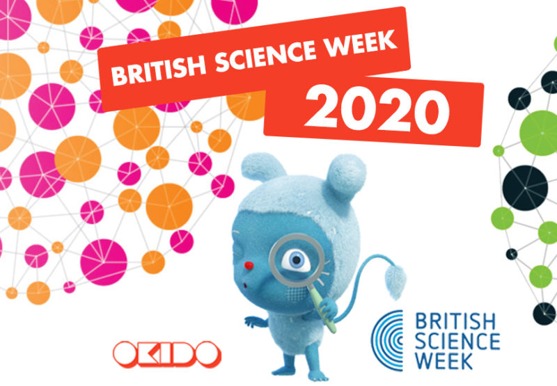 OKIDO British Science Week 2020