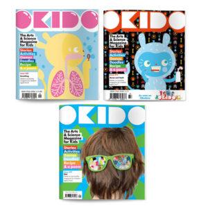 OKIDO Magazine Body Bundle