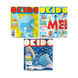 All About Me OKIDO magazine Bundle