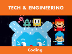 Tech & Engineering - Coding