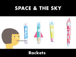 Space & The Sky - Rockets